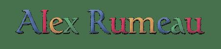 Alex Rumeau Retina Logo